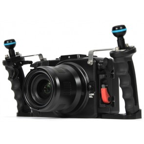 Nauticam NA-BMPCC Underwater  Housing for Blackmagic Pocket Cinema