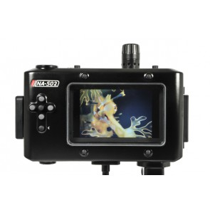 Nauticam - NA-502H HD-SDI Housing for SmallHD 500 Series Monitors