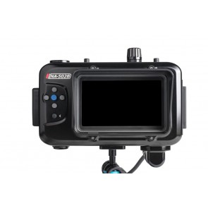 Nauticam - NA-502B-H HDMI 1.4 Housing for SmallHD 502 Bright Monitor