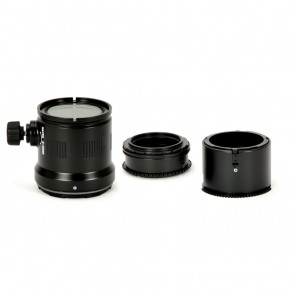 Nauticam - Port and Gear set for Zuiko 12-50mm (For use with NA-GH5)