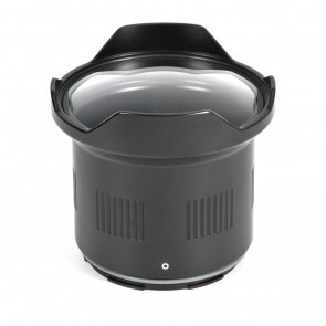 """Nauticam - 4"""" Wide Angle Port for Canon EF-M 18-55mm Zoom Lens"""