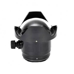 "Nauticam - 4.33"" Dome Port for Canon EF-EOS M & EF 8-15mm f/4L Fisheye USM"
