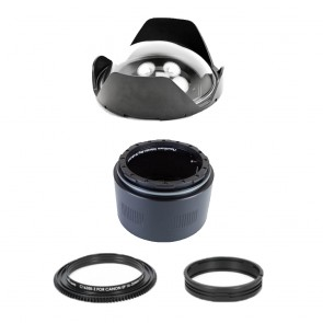 Nauticam - N120 Port Kit for Canon EF 16-35mm f/2.8L II USM