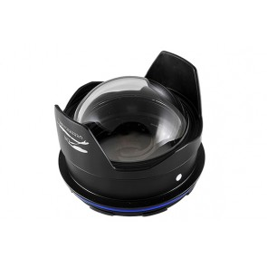Zen - 100mm Fisheye Dome with Shade for Nauticam with Canon 8-15/4L