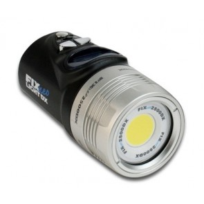 FIX Neo 2500 DX (2500 Lumens) Underwater Video Light