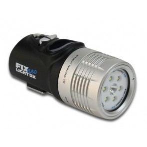 FIX Neo 1200 DX Light SW (1200 lumen (Wide) / 720 lumen (Spot) Lumens) Underwater Video Light