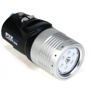FIX Neo 1000 DX SW II (Spot 600 / Wide 1000 Lumens) Underwater Video Light