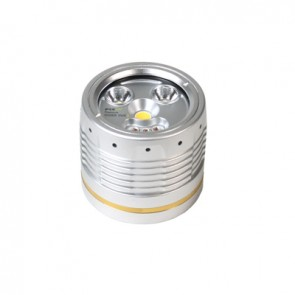 FIX Neo Premium 1500 DX SWR II Head Only (S-W-R: 500 - 1500 - 250 Lumens) Underwater Video Light