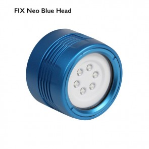 FIX Neo 1200 DX Blue (Head Only) ( Lumens) Underwater Video Light