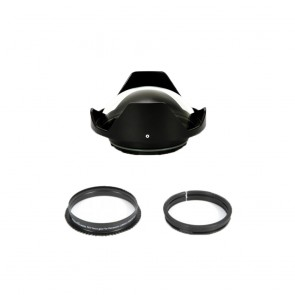 Nauticam - N85 M4/3 Port Kit for Panasonic LUMIX G FISHEYE 8mm/F3.5