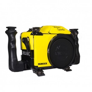 Nimar Classic Water Sports Underwater DSLR Housing for Nikon D3500