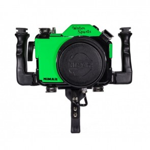 Nimar Surf Pro Underwater DSLR Housing for Panasonic G9