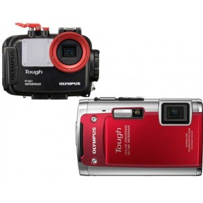 Underwater Camera -  Olympus TG-610 and PT-051 Housing