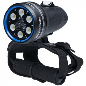 Light and Motion Sola 1200 Dive S/F- 850-0144-F (1200 Lumens) Underwater Dive Light