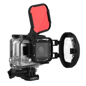 Polar Pro - Switchblade 2.0 -GoPro Hero4 | Hero3+ | Hero3 Dive Housing