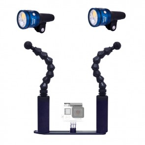 Dual Radiant 3000 Video light package