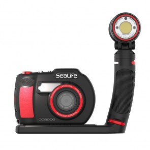 Sealife Underwater Camera Housing Light Bundle SL747- 01