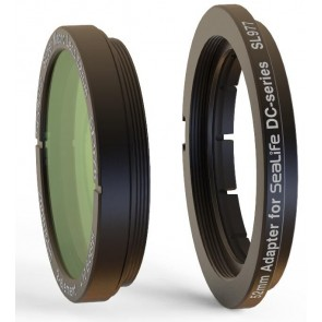 Sealife Super Macro Lens with 52mm Thread Mount Adapter