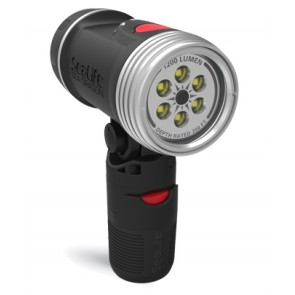Sealife Sea Dragon 1200 (1200 Lumens) Underwater Video Light