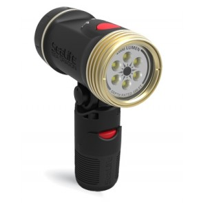 Sealife SL986 (2000 Lumens) Underwater Video Light