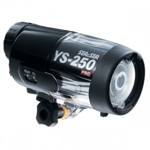 Sea & Sea Underwater Strobe YS-250PRO TTL (DOES NOT INCLUDE SYNC CORD)