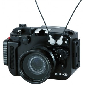 Sea & Sea Underwater Camera Housing MDX-X10 for Fujifilm X10