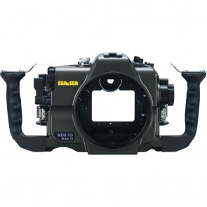 Sea and Sea MDX-5DMKIII Underwater DSLR Housing for Canon 5D Mark III (Mark 3)