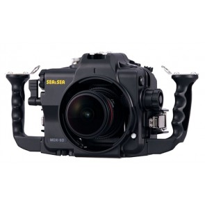 Sea and Sea MDX-6D Underwater DSLR Housing for Canon EOS 6D