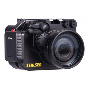 Sea and Sea RX100 / RX100 ll Underwater Housing for Sony RX100 / RX100 ll