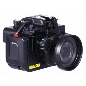 Sea and Sea RX100 III / IV Underwater Housing for Sony RX100 III / IV