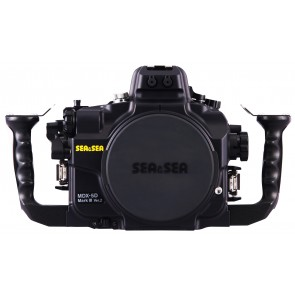 Sea and Sea MDX-5DMKIII V2 Underwater DSLR Housing for Canon 5D Mark III (Mark 3)