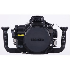 Sea and Sea MDX-7DMKII Underwater DSLR Housing for Canon EOS 7D Mark II