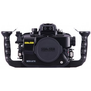 Sea and Sea MDX-a7II Underwater  Housing for Sony Alpha a7II