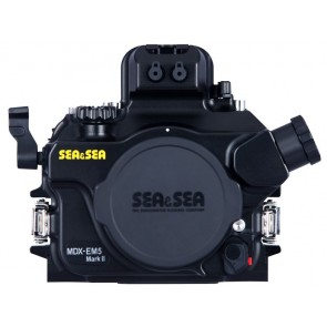 Sea and Sea MDX-EM5 MK ll Underwater  Housing for Olympus E-M5 Mark II