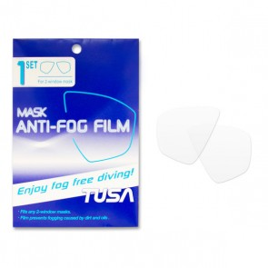 TUSA - Freedom Film Anti-Fog for 2 Window Masks