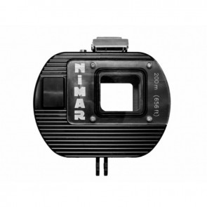 Nimar Action Cam Underwater Video Housing For GoPro Hero 5 / Hero 6 Camcorder