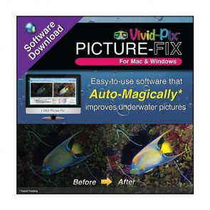 Vivid Pix - Software to improve your Underwater Photos
