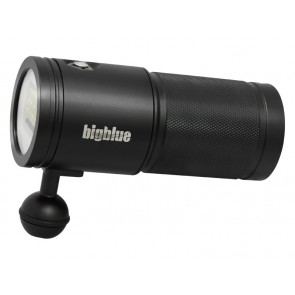 Big Blue VL9000P (9000 Lumens) Underwater Video Light