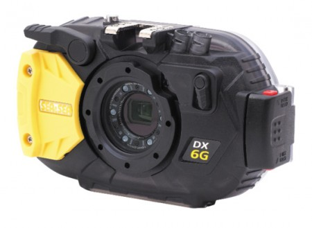Sea and Sea Underwater Camera and Housing Bundle SS-06667- 01