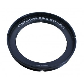 Eyedapter Step down ring M67-F52