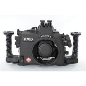 Aquatica A70D Underwater DSLR Housing for Canon EOS 70D