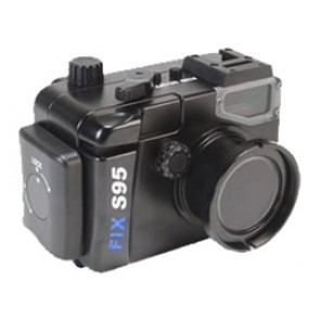 Fisheye Fix Canon Powershot S95 Underwater Housing