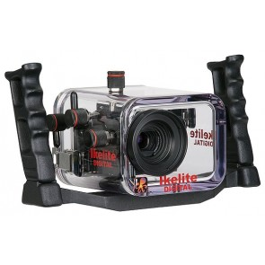 Ikelite 6016.15 Underwater Video Housing For JVC HM30,50,440,450,650,670,690 Camcorder
