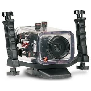 Ikelite 6038.55 Underwater Video Housing For Sony  CX580, PJ580 Camcorder