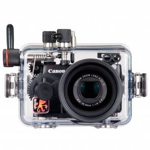 Ikelite  Underwater Housing for Canon G7X - Open Box