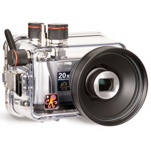 Ikelite Underwater Housing for Panasonic ZS8/ TZ18 / ZS10 / TZ20 / TZ22