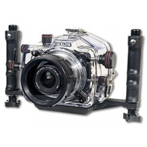 Ikelite  Underwater DSLR Housing for Olympus E330