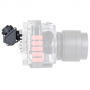 Ikelite - 45 Deg Magnified Viewfinder for DSLR and Mirrorless Housings