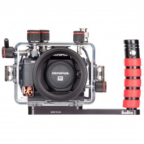 Ikelite  Underwater  Housing for Olympus OM-D E-M10 II