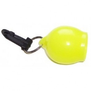 Innovative Scuba - Mouth piece Cover Yellow-Carabineer
